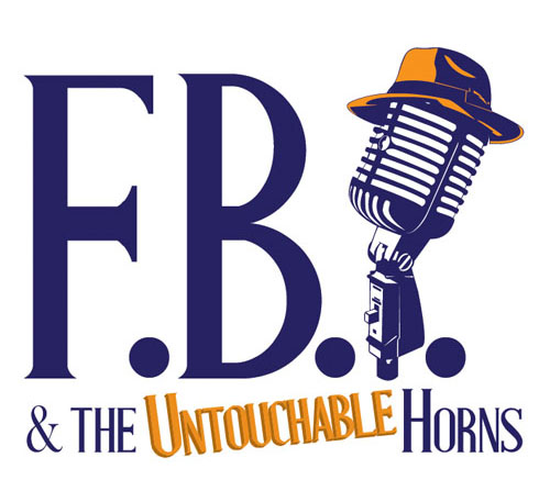FBI & THE UNTOUCHABLE HORNS Logo